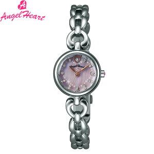 エンジェルハート[AngelHeart]ブライトハート[BrightHeart]BH21RSWレディースラウンドケーススワロフスキー【腕時計時計】