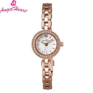 エンジェルハート[AngelHeart]フォーハート[FORHEART]FH22PPレディースラウンドケーススワロフスキー【腕時計時計】10P05Sep15
