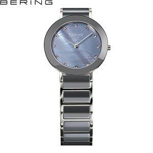 ベーリング[BERING]ショッピングローン無金利対象品リンクセラミックグレイ[LinkCeramicGray]ハイテクセラミック[High-TechCeramic]11429-789レディース北欧デザイン【腕時計時計】