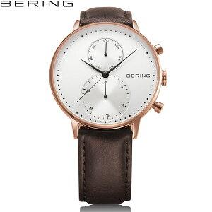 ベーリング[BERING]ソーラーミニ[SolarMini]14424-504レディース北欧デザイン【腕時計時計】