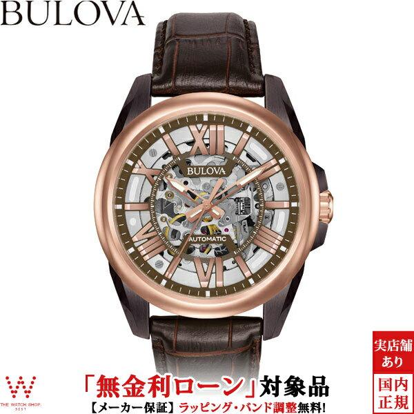 腕時計, メンズ腕時計 2,000111920 BULOVA 98A165 AUTOMATIC