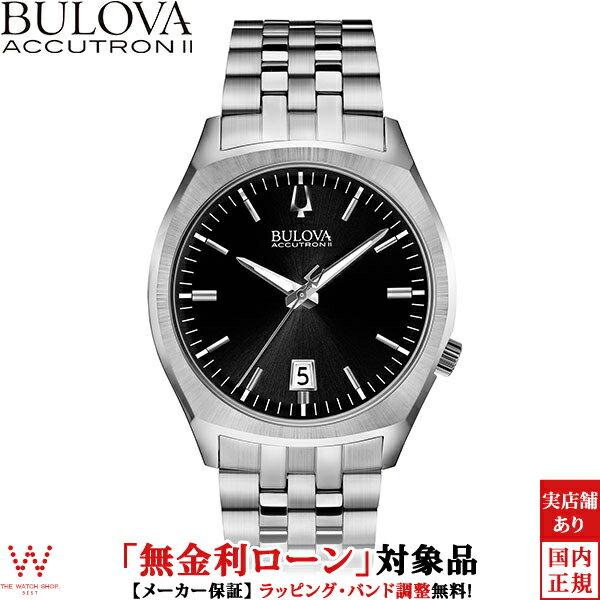 腕時計, メンズ腕時計 2,000111920 2 BULOVA ACCUTRON II SURVEYOR 96B214