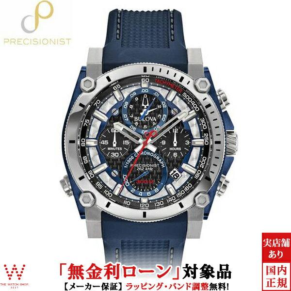 腕時計, メンズ腕時計  BULOVA PRECISIONIST Champlain 98B315