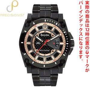 ◆P×10倍開催中◆ブローバプレシジョニスト[BULOVAPRECISIONIST]/Champlain/98B142【腕時計時計】【_包装選択】