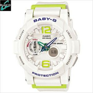 ◆消費税コミコミでポイント10倍◆カシオ[CASIO]/ベビージー[Baby-G]/BGA-180-1BJF【腕時計時計】【_包装選択】