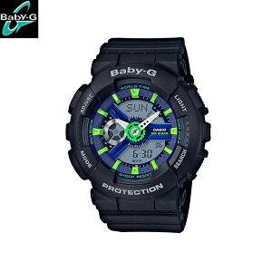 カシオ[CASIO]ベビージー[BABY-G]パンチング・パターン・シリーズ[PunchingPatternSeries]BA-110PP-1AJF/レディース/ラバーベルト【腕時計時計】