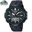 カシオ[CASIO] プロトレック[PRO TREK] PRW-S6100Y-1JF/メンズ/ラバーベルト【腕時計 時計】【ギフト プレゼント】