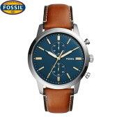 フォッシル[FOSSIL]タウンズマン[TOWNSMAN]FS5279 クロノグラフ メンズ【腕時計 時計】【ギフト プレゼント】