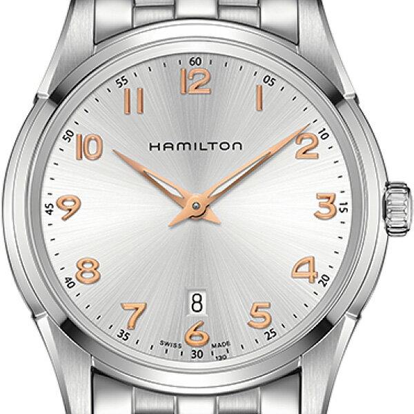 ハミルトン ショッピングローン無金利対象品ハミルトン[Hamilton] ジャズマスター シンライン H38511113 メンズ腕時計 【腕時計 時計】【ギフト プレゼント】