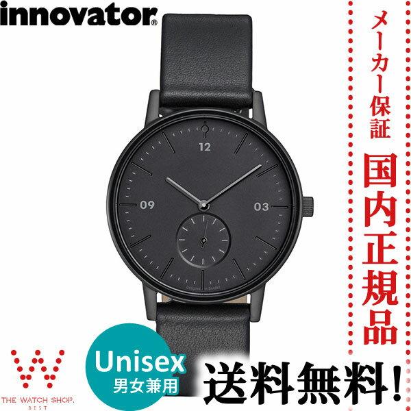 【1年延長保証付】イノベーター[innovator]モダン[Modern]IN-0002-3 メンズ レディースユニセックス シンプルウォッチ【腕時計 時計】【ギフト プレゼント】