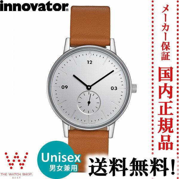 【1年延長保証付】イノベーター[innovator]モダン[Modern]IIN-0002-1 メンズ レディースユニセックス シンプルウォッチ【腕時計 時計】【ギフト プレゼント】
