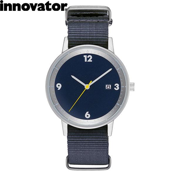 【1年延長保証付】イノベーター[innovator]ボールド[Bold]IN-0001-4メンズ レディースユニセックス シンプルウォッチ【腕時計 時計】【ギフト プレゼント】【あす楽】