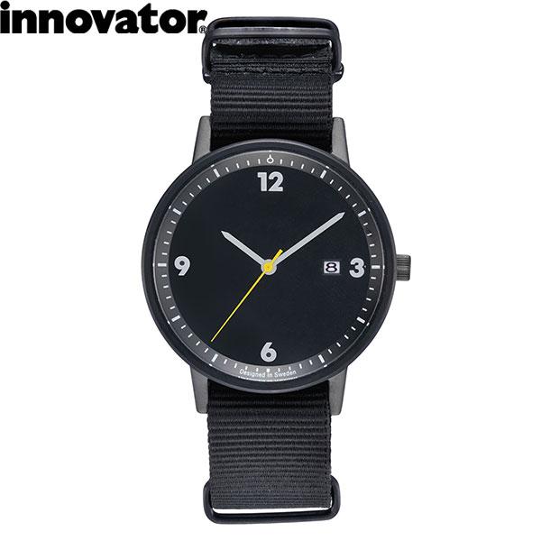 【1年延長保証付】イノベーター[innovator]ボールド[Bold]IN-0001-3メンズ レディースユニセックス シンプルウォッチ【腕時計 時計】【ギフト プレゼント】【あす楽】