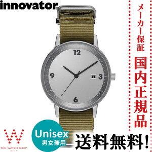 イノベーター[innovator]ボールド[Bold]IN-0001-6メンズレディースユニセックスシンプルウォッチ【腕時計時計】【ギフトプレゼント】