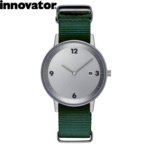 【1年延長保証付】イノベーター[innovator]ボールド[Bold]IN-0001-10メンズ レディースユニセックス シンプルウォッチ【腕時計 時計】【ギフト プレゼント】【あす楽】