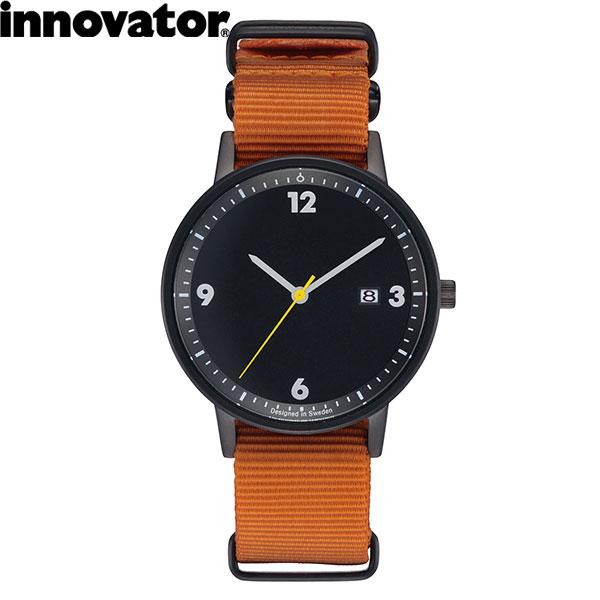 【1年延長保証付】イノベーター[innovator]ボールド[Bold]IN-0001-7メンズ レディースユニセックス シンプルウォッチ【腕時計 時計】【ギフト プレゼント】【あす楽】