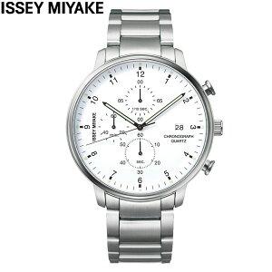 ISSEYMIYAKE[イッセイミヤケ]/W[ダブリュ]/和田智デザイン/SILAY001/メタルバンド【腕時計時計】