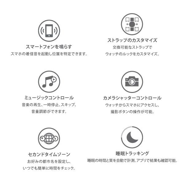 【2,000円OFFクーポン】スカーゲン[SKAGEN]スマートウォッチショッピングローン無金利対象品SIGNATUR SKT1404ウェアラブル スマホ通知 睡眠 活動量計測Bluetooth iphone android 対応レディース【腕時計 時計】