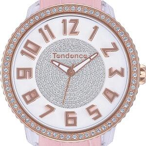 テンデンスショッピングローン無金利対象品テンデンス[TENDENCE]グラム[Glam]TY430141ピンクレザーバンドレディース【腕時計時計】
