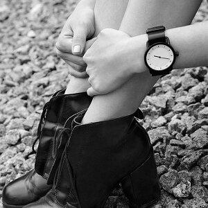 ティッドウォッチズショッピングローン無金利対象品ティッドウォッチズ[TIDWatches]TIDNo.1Black/Walnutレザーバンド【腕時計時計】