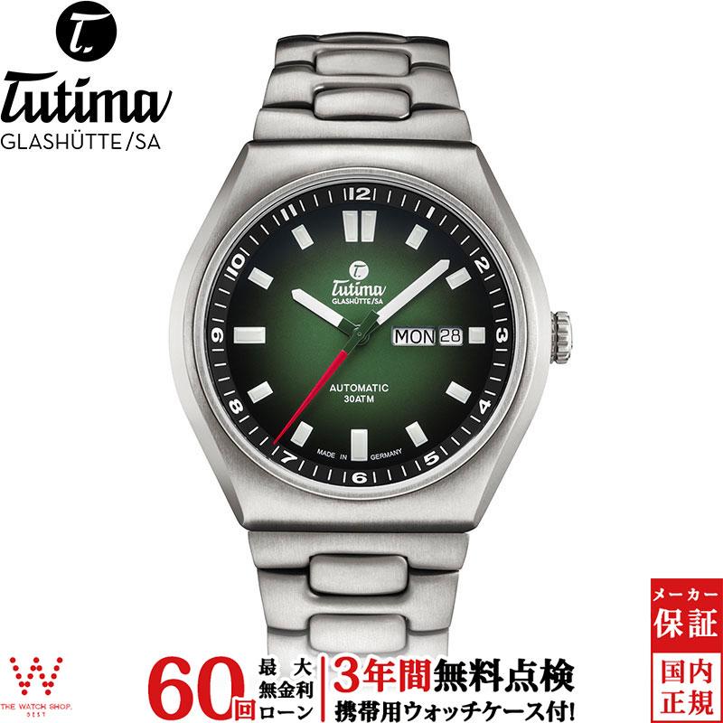 腕時計, メンズ腕時計 3 TUTIMA M2 COAST LINE 6150-08