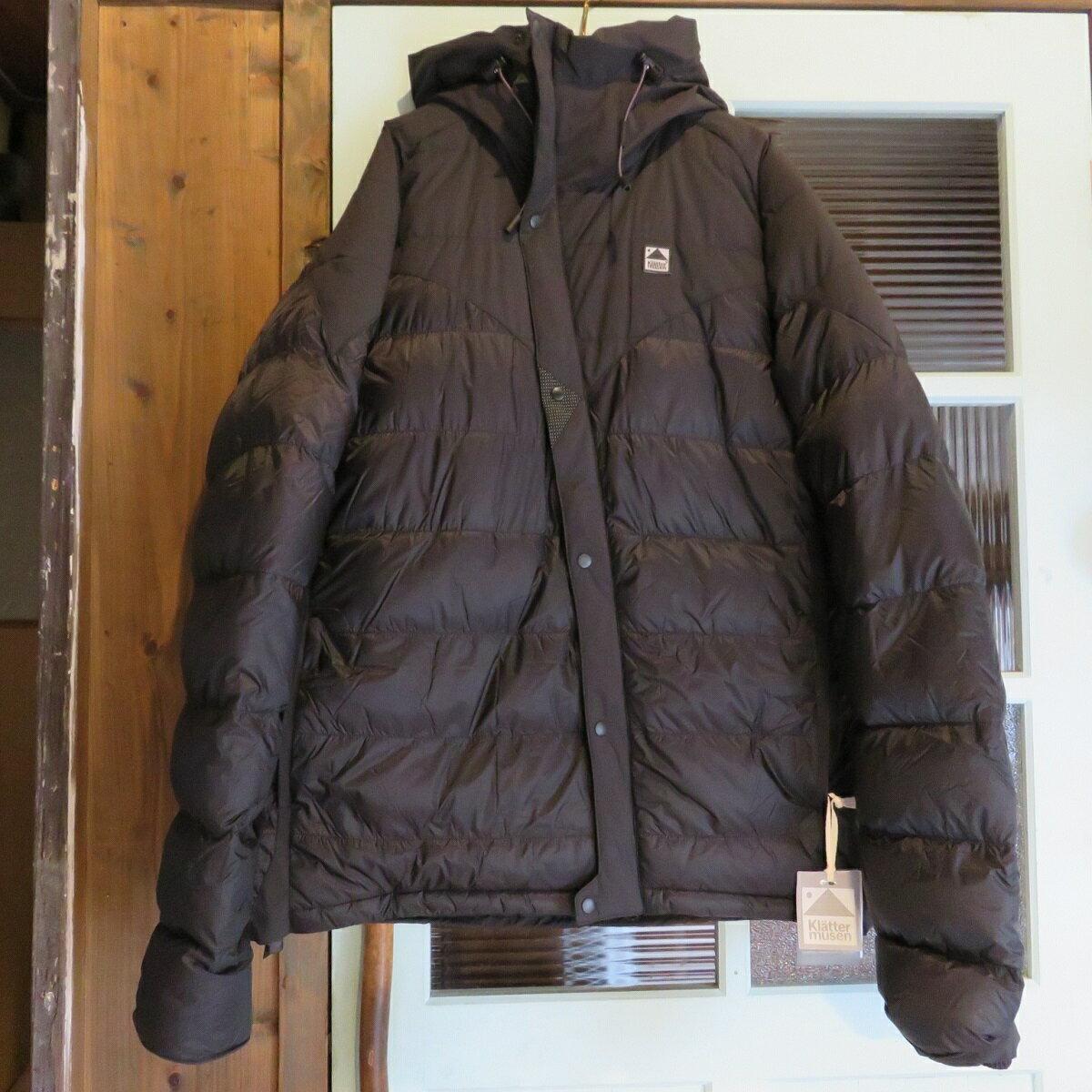 KLATTERMUSEN(クレッタルムーセン) Atle2.0 Jacket M's Raven Lサイズ