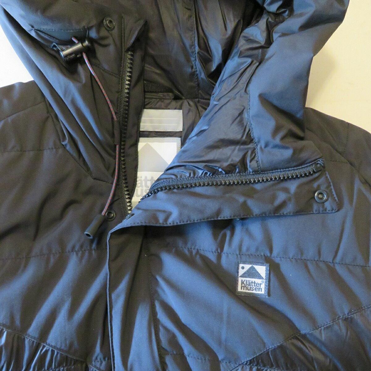 KLATTERMUSEN(クレッタルムーセン) Atle2.0 Jacket M's Raven Mサイズ
