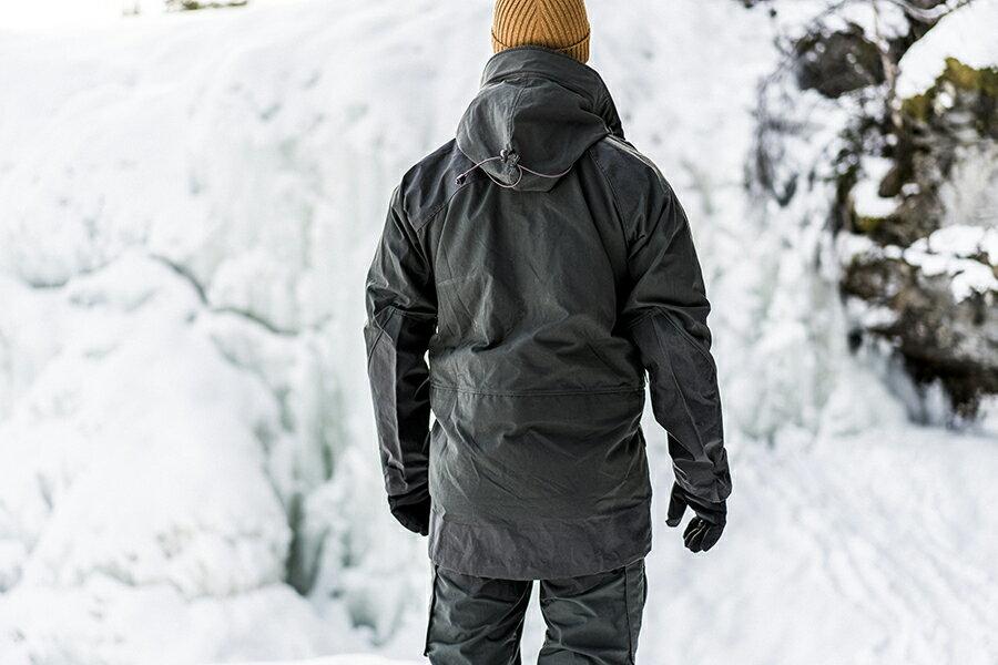 KLATTERMUSEN(クレッタルムーセン) Rimfaxe Jacket M's Charcoal Lサイズ