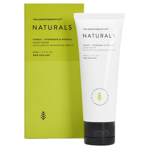 ボディケア, ハンドクリーム  Naturals80ml Forest EvergreenFreesia( )The Aromatherapy Company()()()