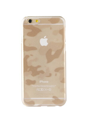 CEMENTPRPDUCEDESIGNiTattoo6(アイタトゥー6)「appouflage」シャンパンゴールドバージョンiPhon6専用ケースメール便の場合は送料無料対応です。【メール便OK】【スマホケース】【HLS_DU】