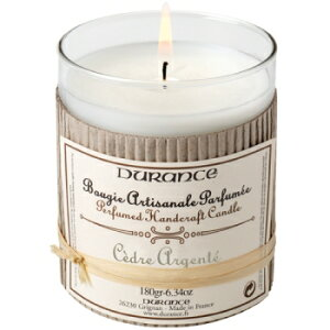 限定フレグランス!素敵なひと時にデュランスンアロマキャンドルは如何ですか。就寝中は火を消...