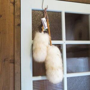 MiWoollies羊毛ダスターS30センチ