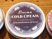 ParisienneDeSavonsパリジェンヌドゥサヴォン リップバーム(缶入り)33g コールドクリームCold Cream 【メール便OK】【4081】【ポイント10倍】【10P20May17】