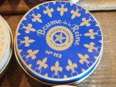 ParisienneDeSavonsパリジェンヌドゥサヴォン リップバーム(缶入り)33g レーヌReine 【メール便OK】【4084】【ポイント10倍】