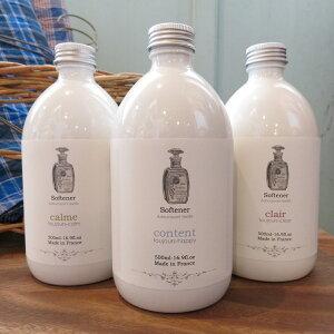 Lothantiqueロタンティックtoujoursソフナー(柔軟剤)500mlcontentコントンすっきりと香るエレガントで上品な香り。【2512】【ポイント10倍】【10P11Sep16】