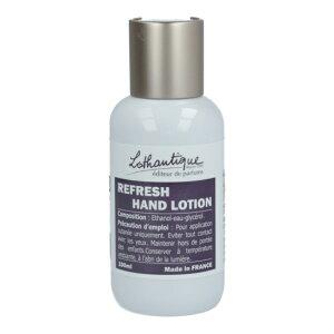 ロタンティック(Lothantique)リフレッシュハンドローション100ml無香料アルコール(エタノール)80%配合携帯に便利なハンドジェル水なしで手肌を清潔に保ちます。保湿除菌フランス