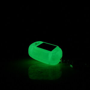 RUBYTECSOLARFLASHLIGHTミニソーラー充電LEDライトカラー:Glow【メール便OK】【HLS_DU】