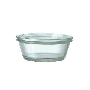 WECKガラスキャニスター750Gourmet250mlパッキンサイズXL