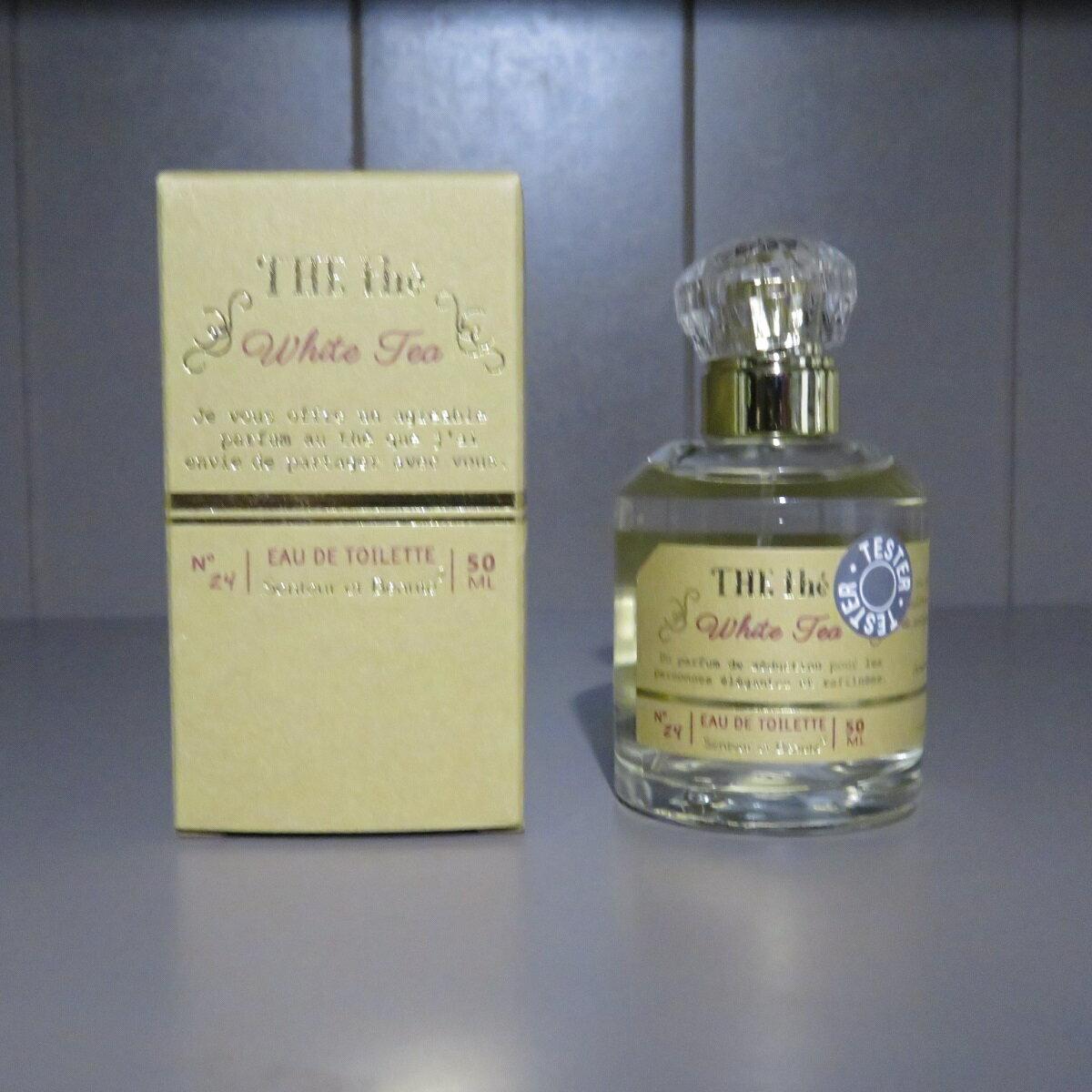 Senteur et Beaute(サンタールエボーテ)ザ・ティー オードトワレ50ml【正規品】【THE the】【香水】【一部地域】こちらは新しいシリーズです。