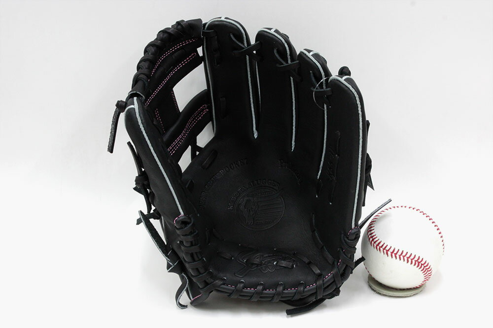 KSS-1P 刺繍無料 久保田スラッガー ソフトボール用グラブ (オールポジション用) 湯揉み型付無料
