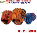ZETT ゼット 硬式野球グローブ 一塁用 硬式ファーストミット 限定カラー 海外 左投げ 813