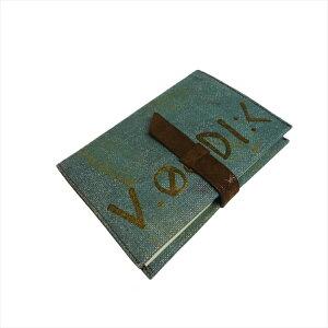 【OFFICINALIBRIS】高級ノートカバーMサイズ