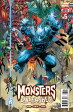 MONSTERS UNLEASHED #5 (OF 5)<Aカバー>