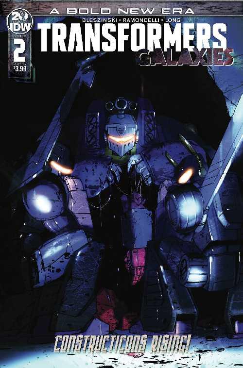 コミック, その他 () TRANSFORMERS GALAXIES 2A