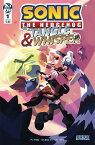 SONIC THE HEDGEHOG TANGLE & WHISPER #1<Bカバー>(プロモーション号の#0も無料で付属!)