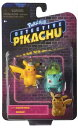 名探偵ピカチュウ 2インチ フィギュアパック/ピカチュウ &...