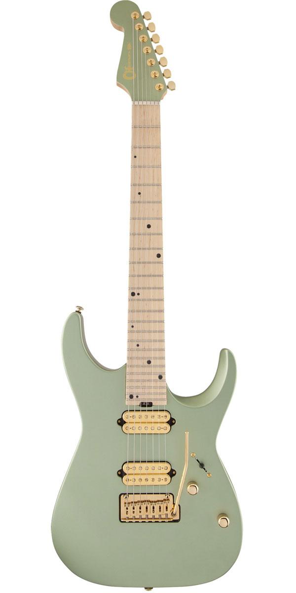 ギター, エレキギター CharvelAngel Vivaldi Signature DK24-7 NOVA Satin Sage Green