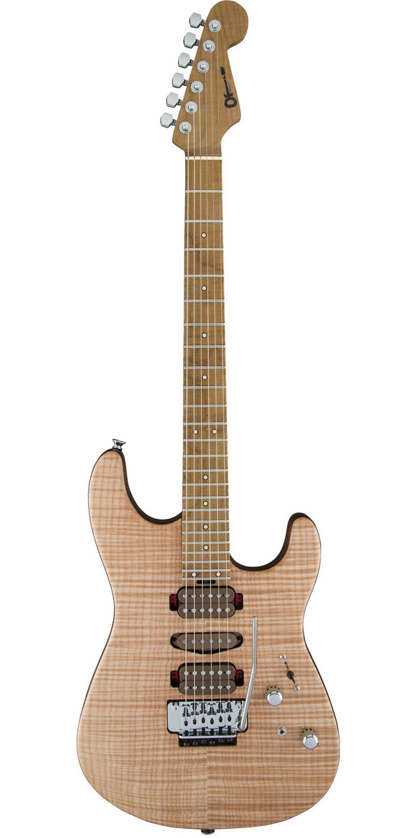 ギター, エレキギター Charvel USAGuthrie Govan Signature HSH Flame Maple Natural