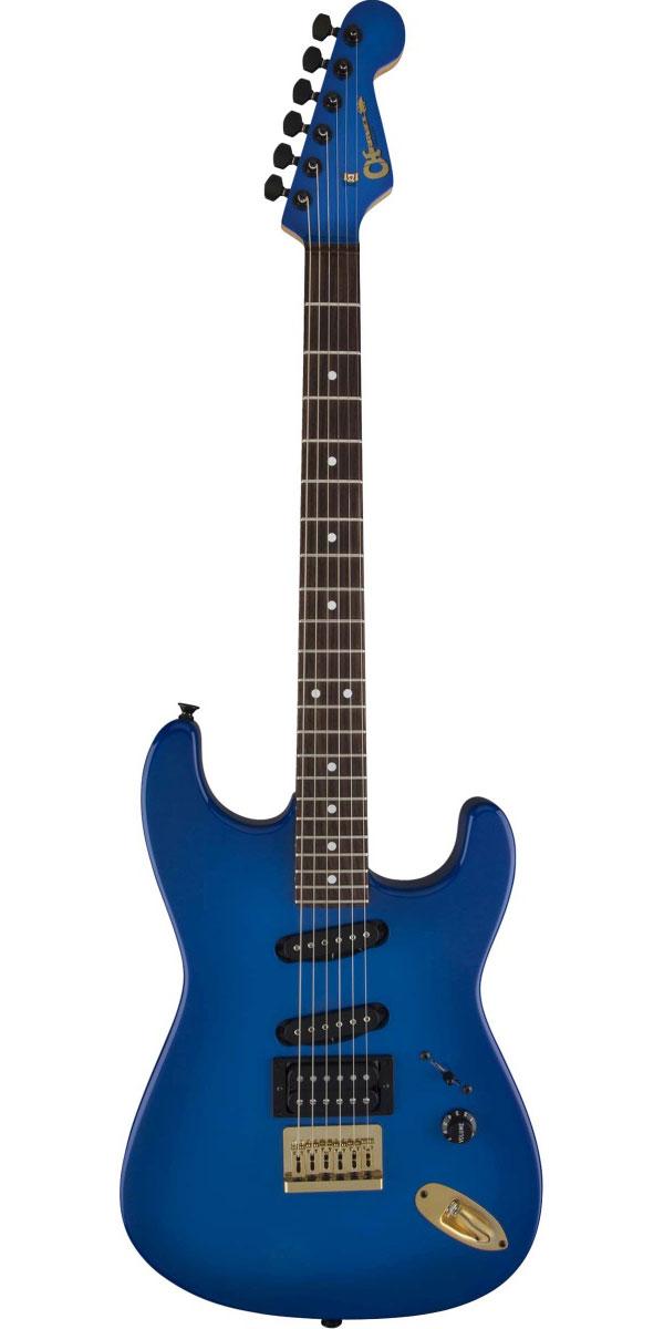 ギター, エレキギター Charvel USAJake E Lee Signature Blue Burst