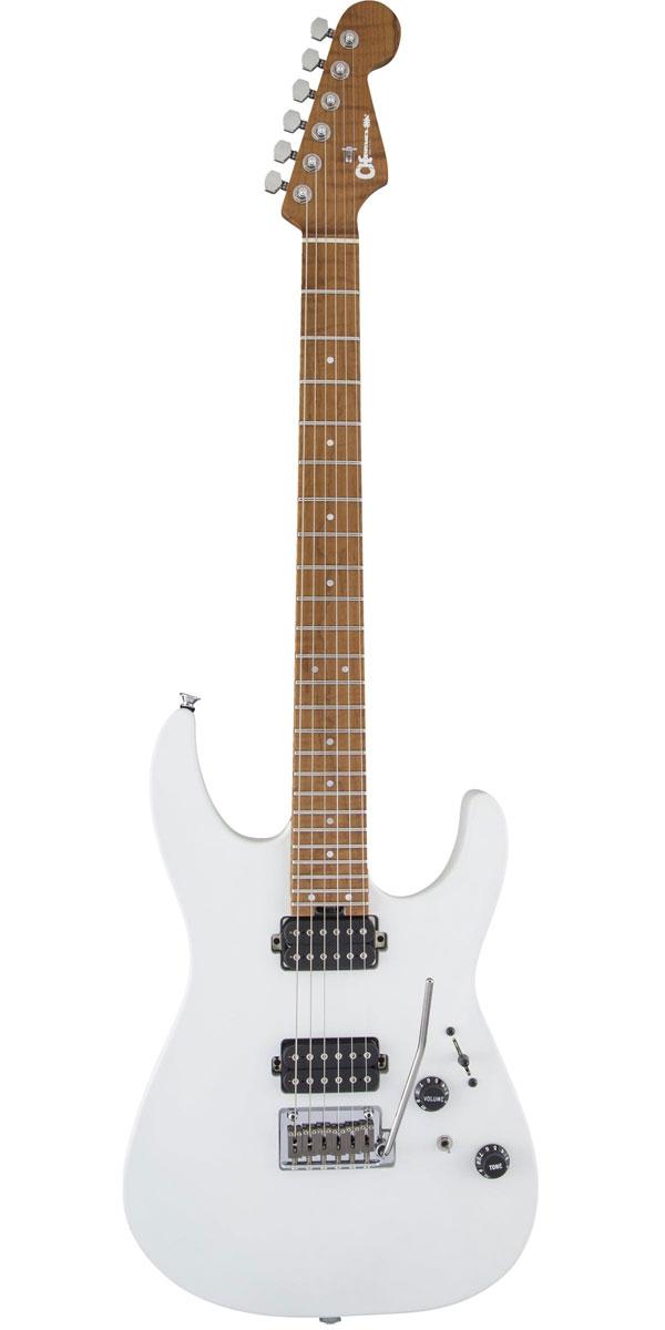 ギター, エレキギター CharvelUSA Select DK24 HH 2PT CM Satin White